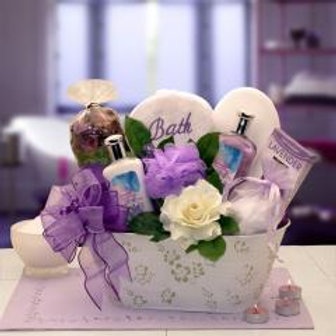 Tranquil Delights Bath & Body Gift Set!
