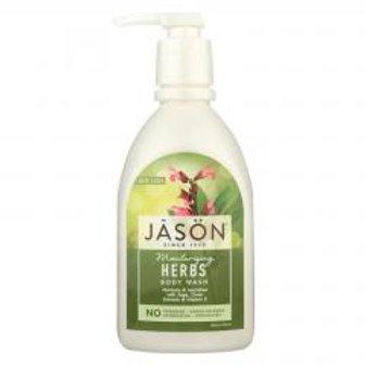 Jason Moisturizing Herbs Body Wash!