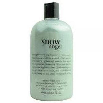 Snow Angel 3 in 1 Shampoo, Bubble bath & Shower Gel!