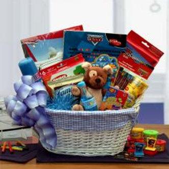 Disney Fun & Games Gift Basket!