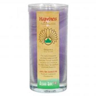 Chakra Jar Candle - Happiness