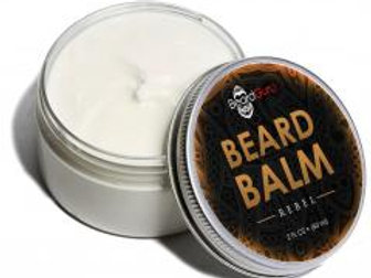 Beard Guru Premium Beard Balm: Rebel!