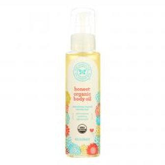 The Honest Company Organic Body Oil!