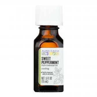 Sweet Peppermint Essential Oil