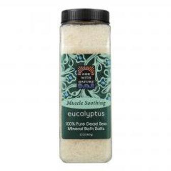 Dead Sea Mineral - Eucalyptus