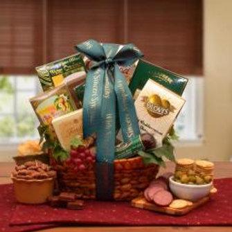 In Loving Memory Sympathy gift Basket
