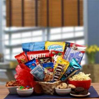 Favorite Snacks Gift Basket!