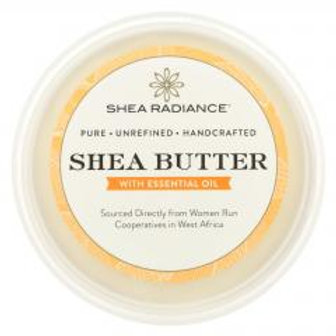 Unrefined Shea Butter!