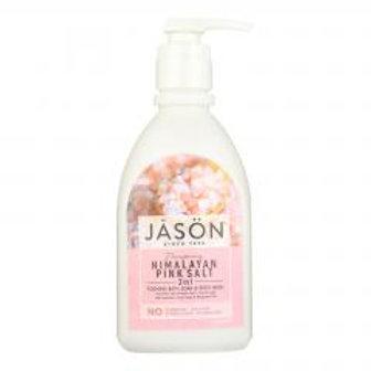 Jason Himalayan Pink Salt Body Wash!