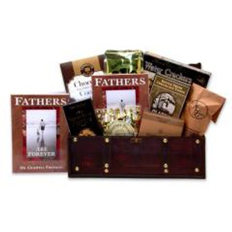 Fathers are Forever Anytime Gift Basket!