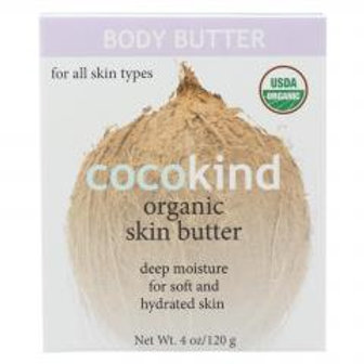 Cocokind Organic Body Butter! 4oz