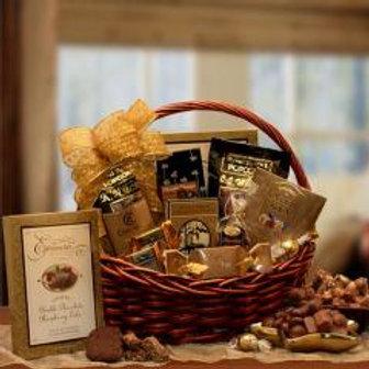 Chocolate Gourmet Gift Basket!