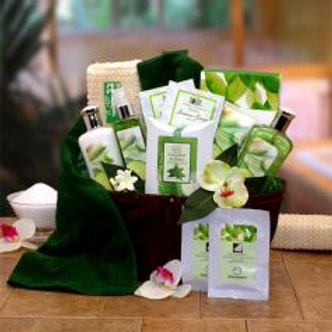 Cucumber & Melon Calming Spa Bath & Body Gift Set!