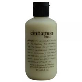 Cinnamon Buns 3 in 1 Shampoo, Bubble bath & Shower Gel!