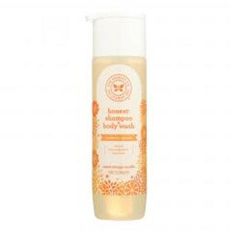 The Honest Company Sweet Orange Vanilla Body Wash!