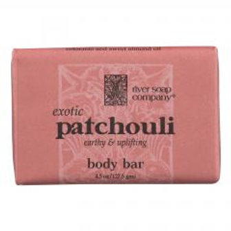 The River Soap Company - PATCHOULI