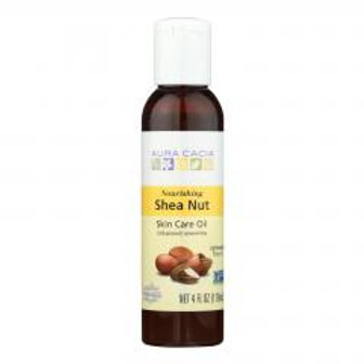 Aura Cacia - Shea Nut Body Oil