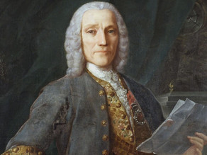 Composer Birthdays: Domenico Scarlatti