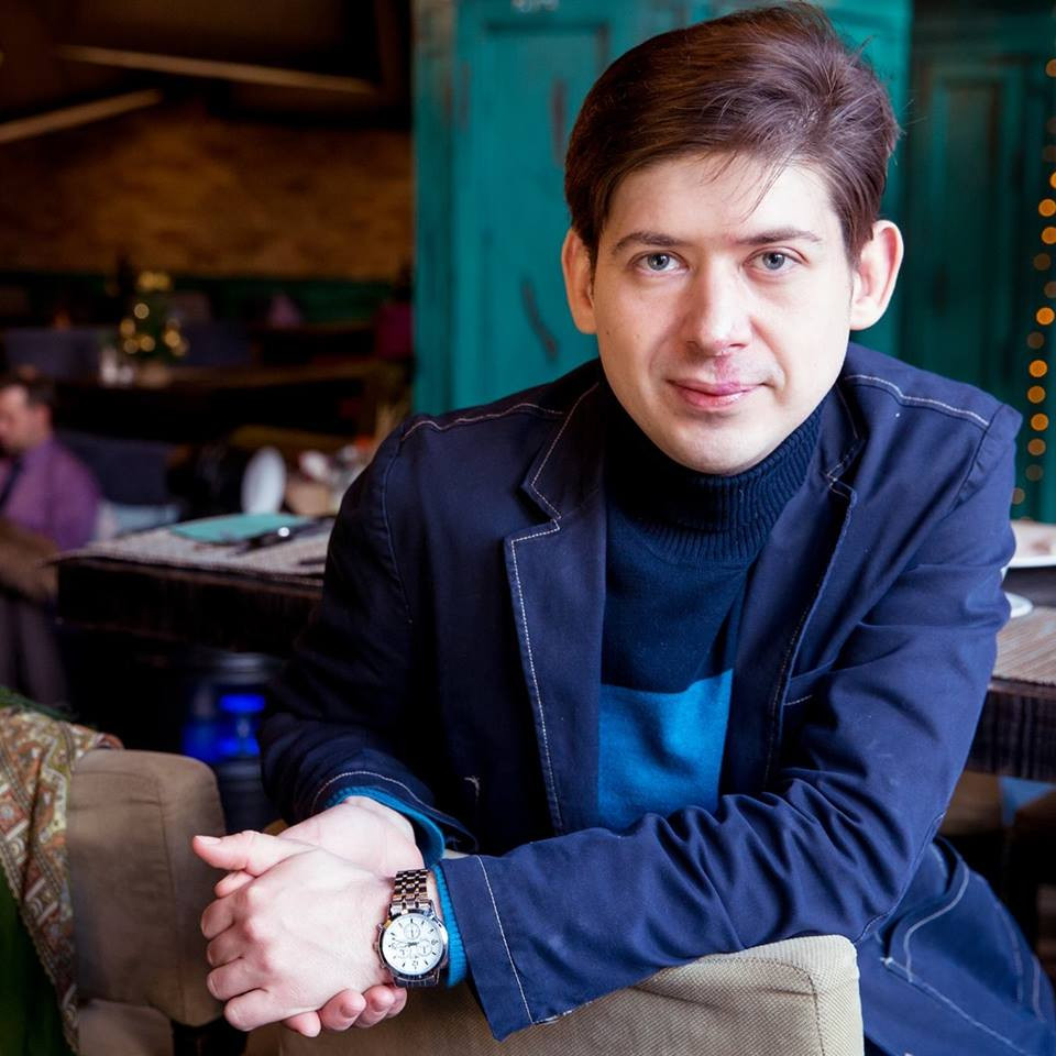 Психолог Максим Мищенко