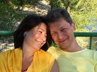 Семейные психологи Денис Кондратьев и Оксана Орлова