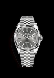 Hire a Rolex Datejust 41 at WatchVIP
