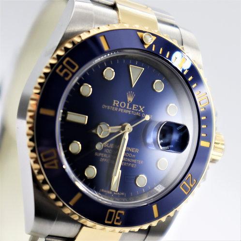 "Rolex Submariner ""Bluesy"" Date"