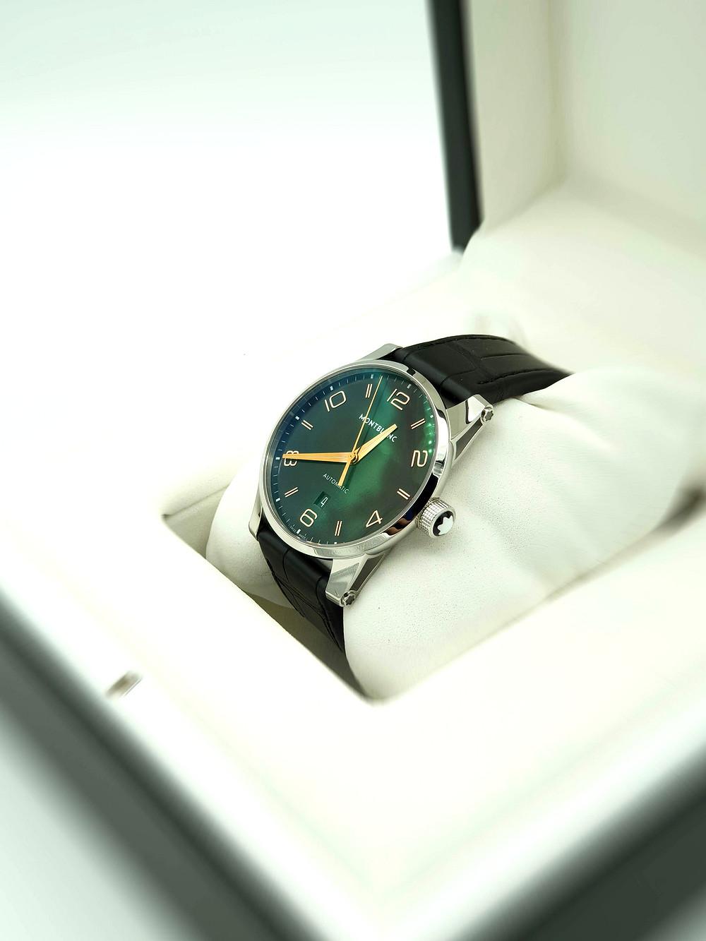 Hire a Montblanc Timewalker watch from WatchVIP