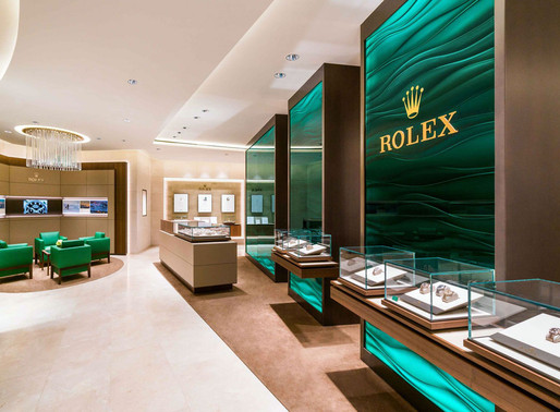 The Rolex Bubble has Burst