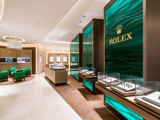 The Rolex Bubble has Burst