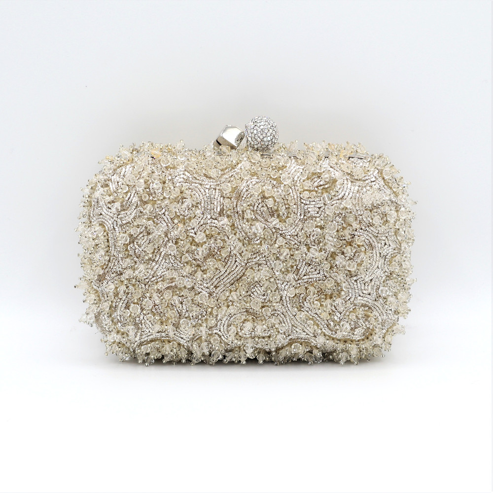 Hire the Jimmy Choo Cloud Clutch from WatchVIP