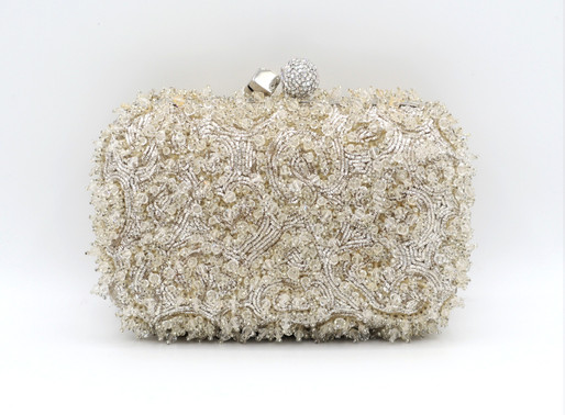 HIRE a Designer Handbag for YOUR Wedding | Our Top 2 Jimmy Choo Bridal Clutches