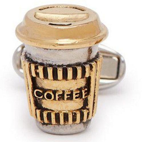 Paul Smith Coffee Cup Cufflinks