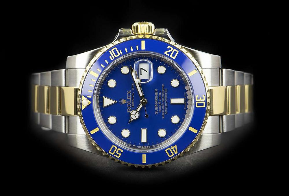 Hire a Rolex Submariner at WatchVIP