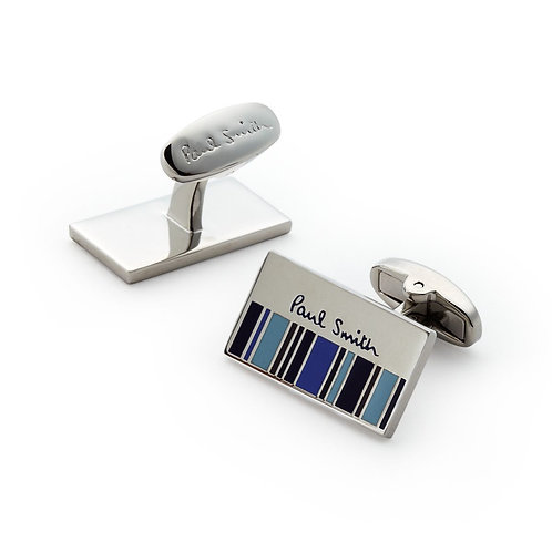 Paul Smith Blue Keys Cufflinks