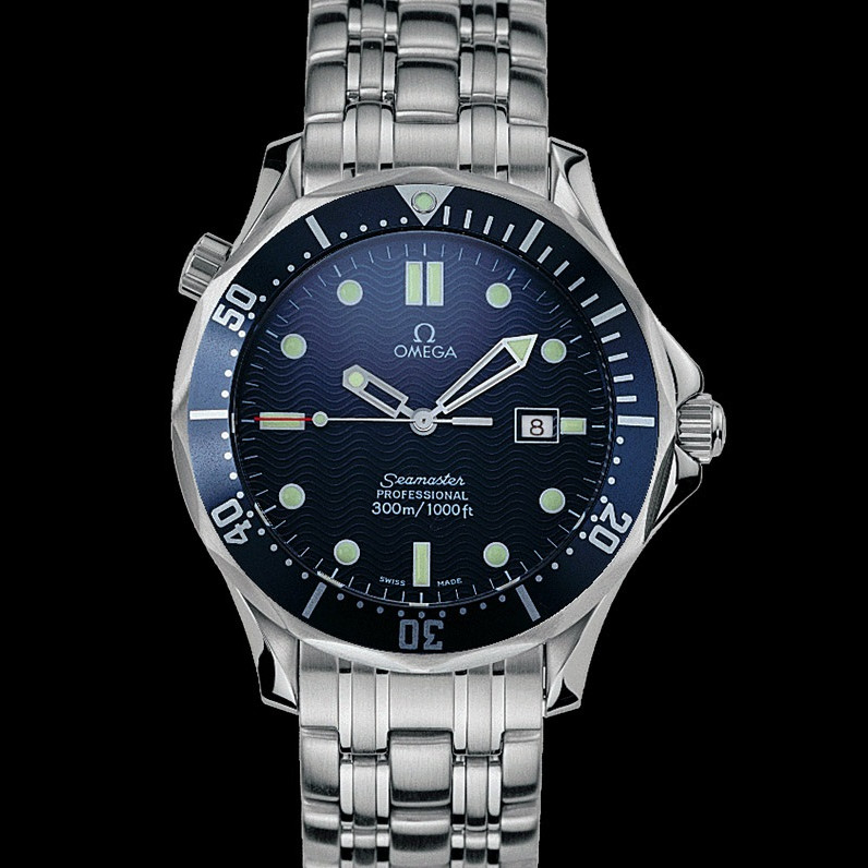 Hire an Omega Seamaster Diver watch at WatchVIP