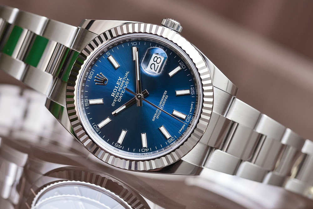 Rolex Datejust 41 Available to Hire from WatchVIP