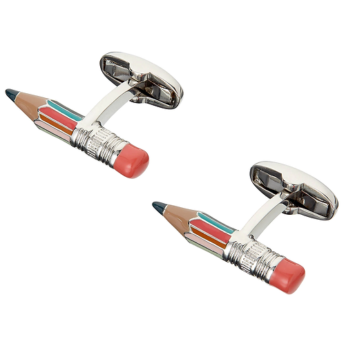 Paul Smith Pencil Cufflinks Multicoloured Hire WatchVIP