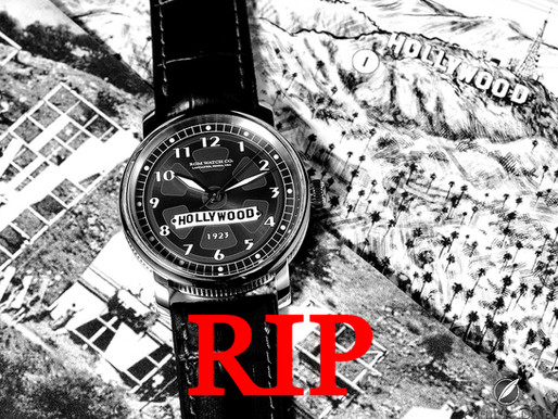 5 Dying Watch Brands
