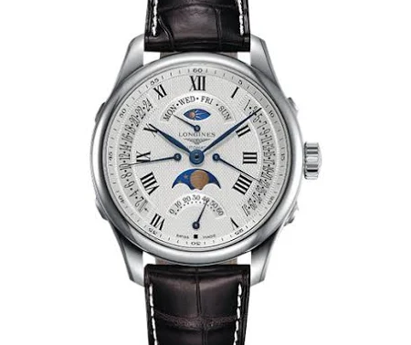 Longines: The Winged Hourglass