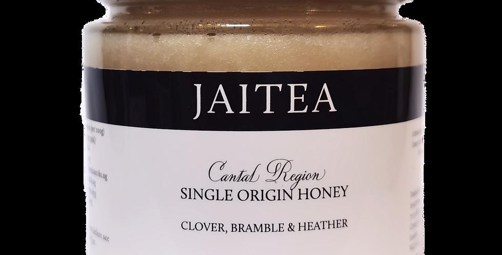 CANTAL Region Clover, Bramble & Heather Honey