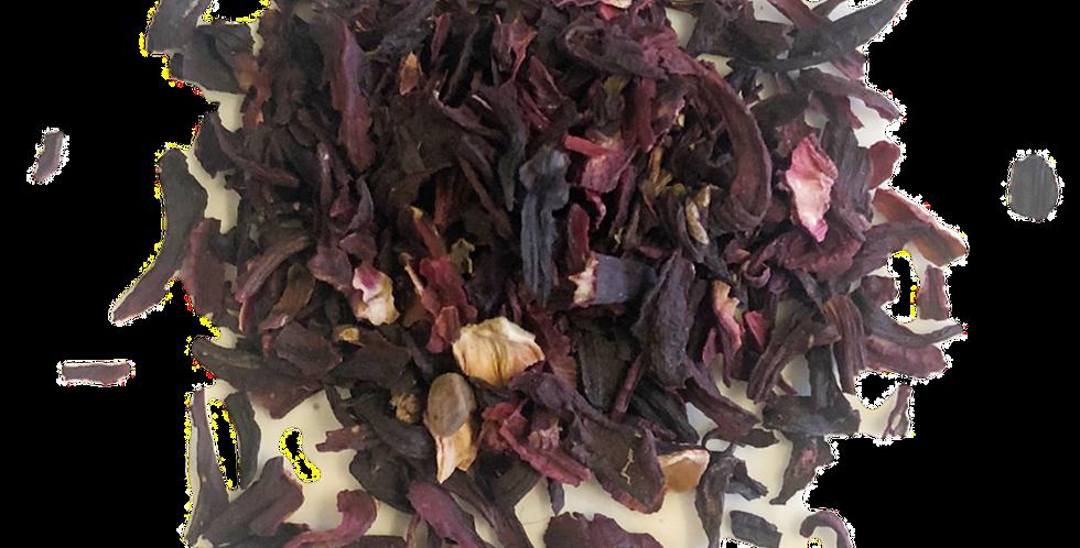 Nile Hibiscus Whole Leaf Tea