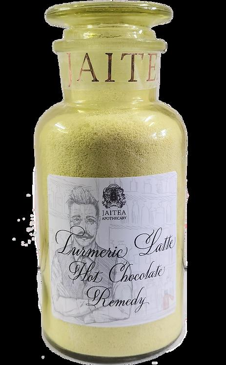 Turmeric Latte Hot Chocolate Remedy