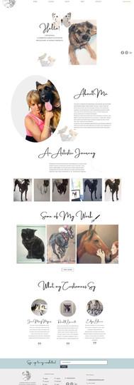 Natalie Scrivens Pet Portraits
