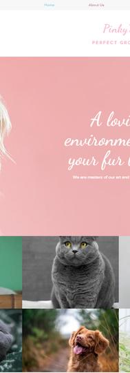 Pinkys Pet Parlour