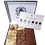 Thumbnail: After Dinner Square Chocolate Selection Box - Milk & White