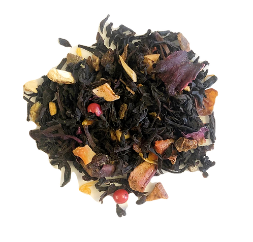 Chai of Seville (Spiced Citrus Chai)