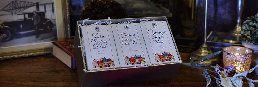 Luxury Christmas Teas Gift Set