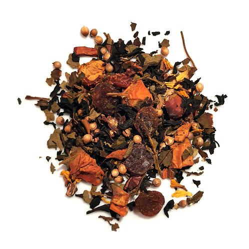 No. 6 The Death Defying Diabolo (Chocolate & Cinnamon Spice)