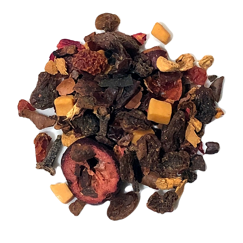 Princess Selma's Carriage (Spiced Fruit & Caramel Chai) 75g