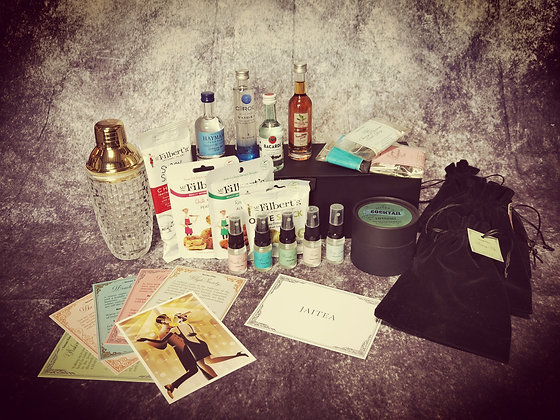 The Jaitea Cocktail Experience Kit